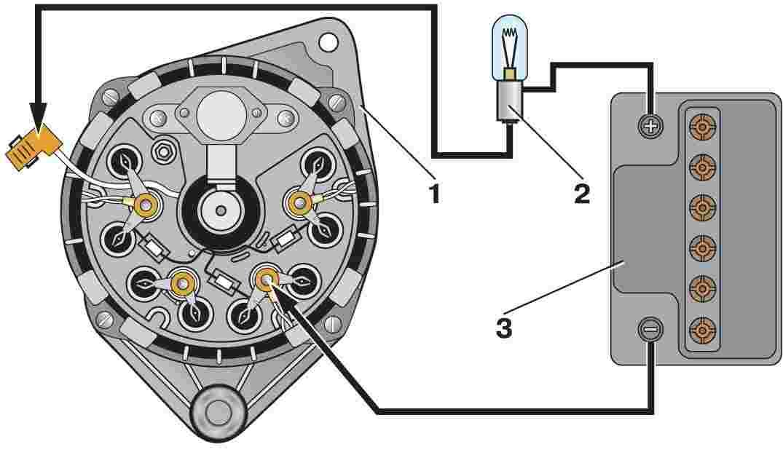 амперметр не показывает зарядку