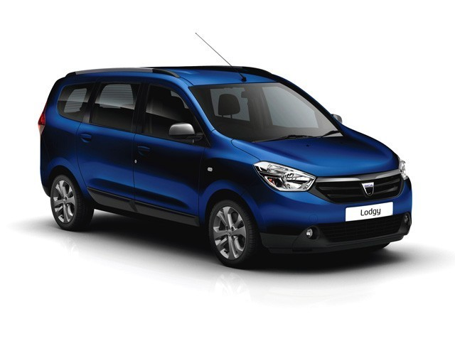 Автомобиль Dacia Lodgy