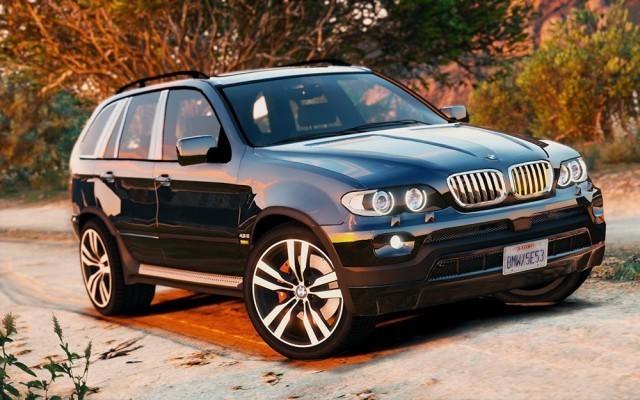 Обзор BMW-X5