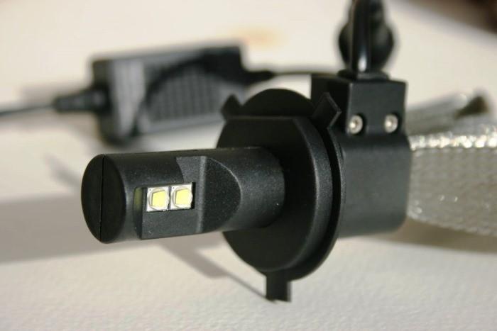 Фары headlight led с h4