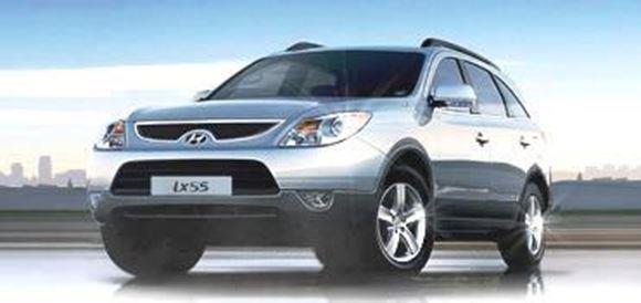 Обзор Hyundai Хендай ix55