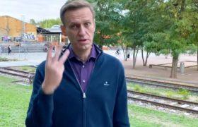 Навальный сегодня лично выступил с заявлением. Все ждали, что он скажет